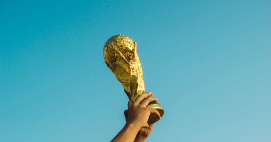 Kuidas Soccer World Cup Mõjutatud Macau hasartmängude Varud