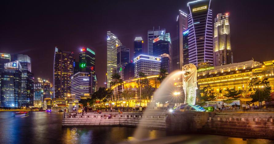 Hasartmängude Singapur