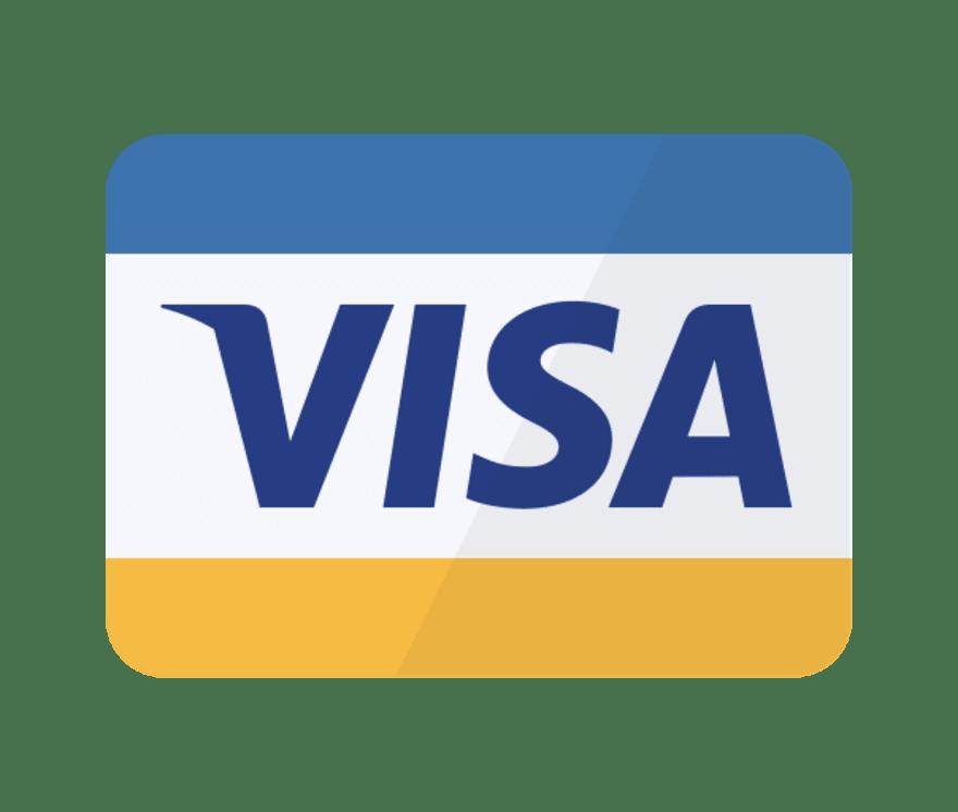 Top 93 Visa Online Casinos 2021 -Low Fee Deposits