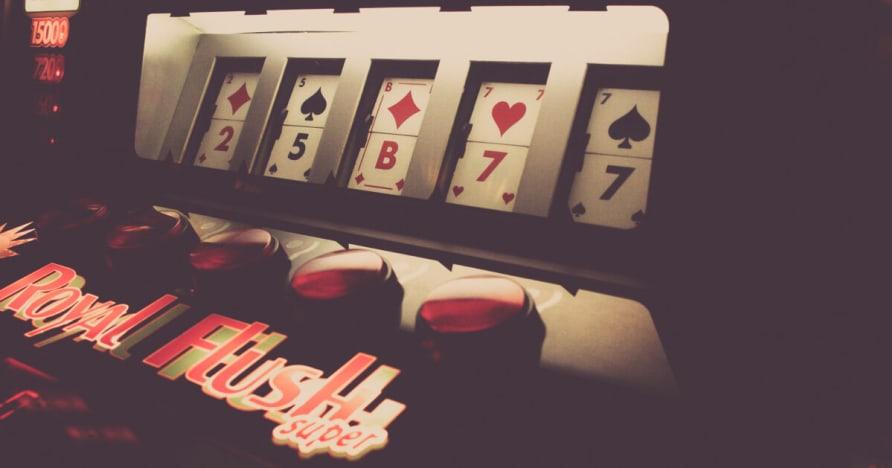 Bally mänguautomaadid - ajalooga innovatsioon