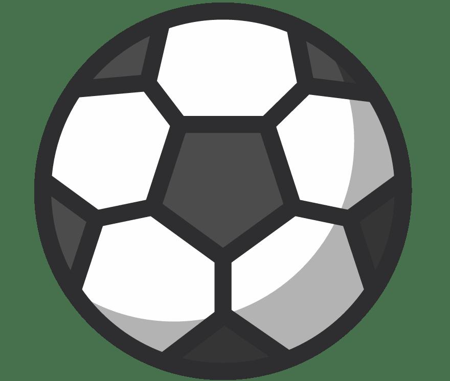 17 parimat Online Casinot, mille mängude hulgas on 2021. aastal Football Betting