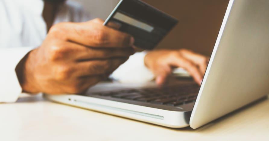 Krediitkaardikeeld kihlvedude tegemiseks Suurbritannias