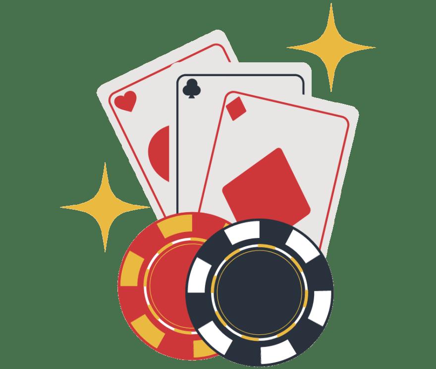 1 parimat Online Casinot, mille mängude hulgas on 2021. aastal Faro