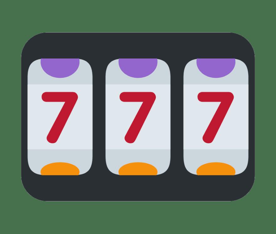 123 parimat Online Casinot, mille mängude hulgas on 2021. aastal Slots