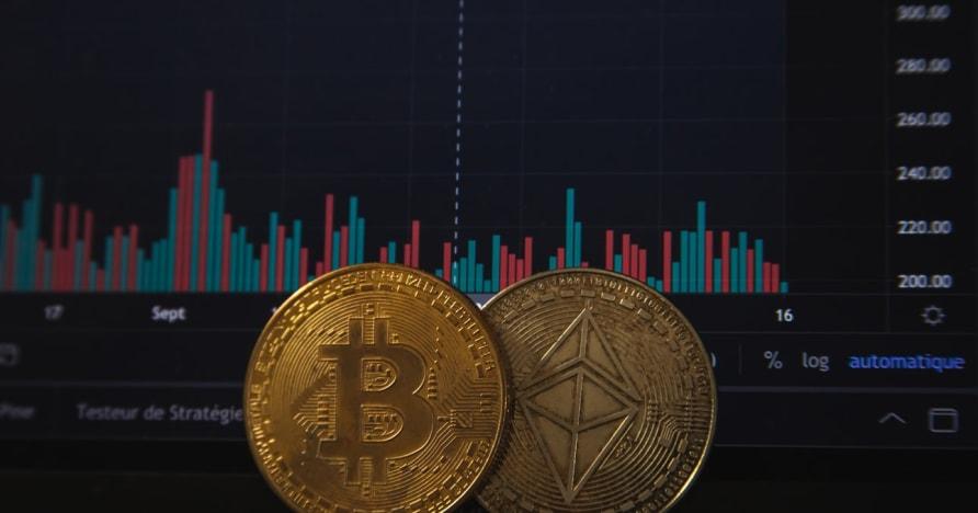 Bitcoini hasartmängude arv kasvab pärast viimast PayPali teadaannet