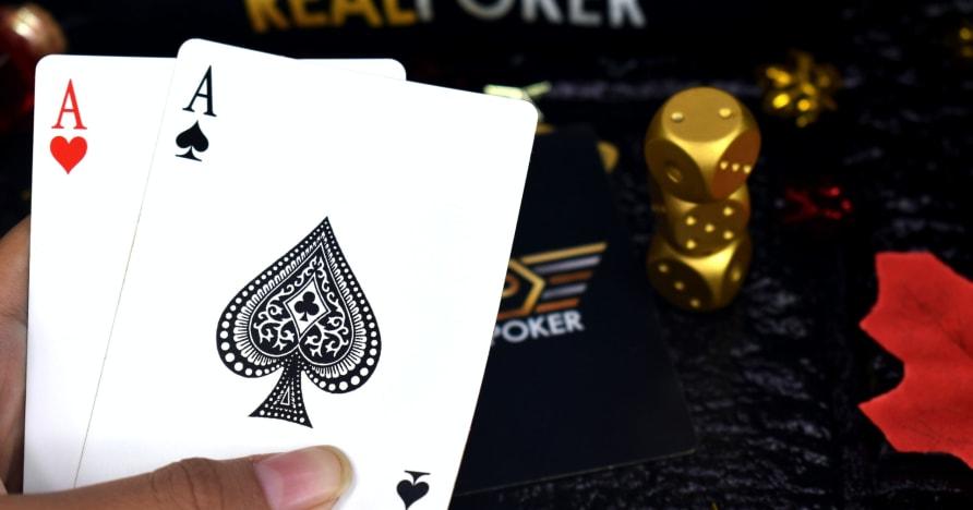 Pokkerimäng - parim strateegia ja näpunäited skaala jaoks