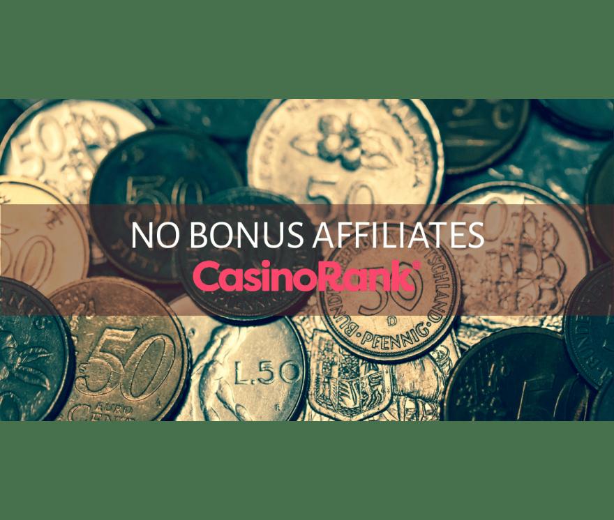 Parimad No Bonus Affiliates Online Casinod