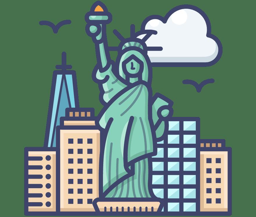 12 Ameerika Ühendriigid parimat Online Casinot aastal 2021