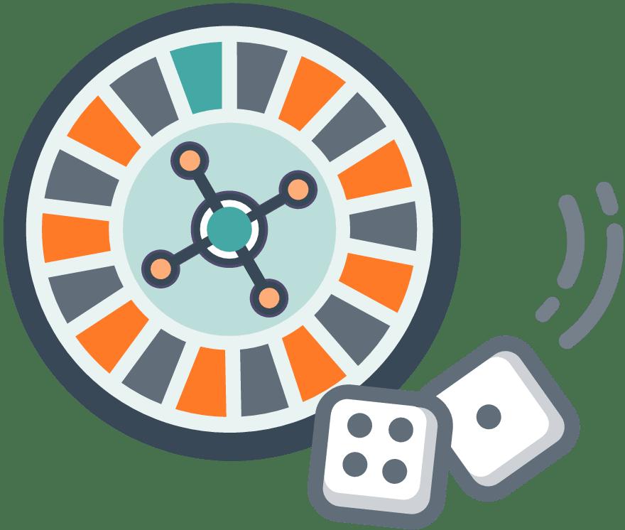 95 parimat Online Casinot, mille mängude hulgas on 2021. aastal Rulett