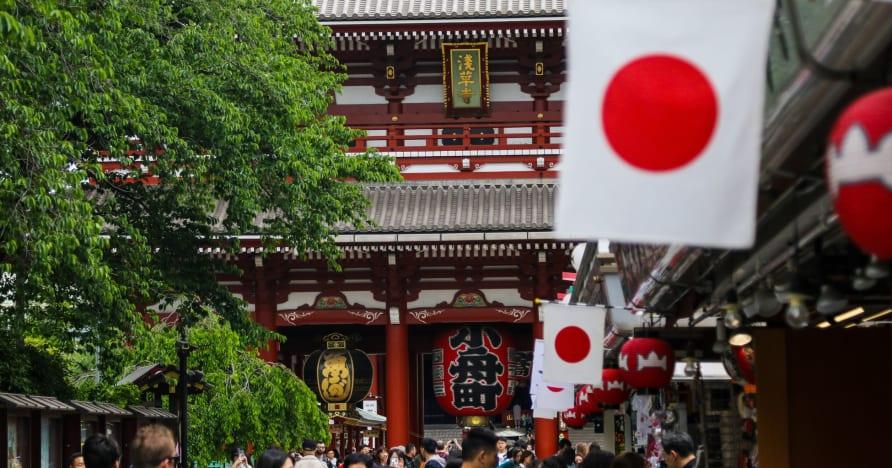 Jaapani parima online-kasiino valimine
