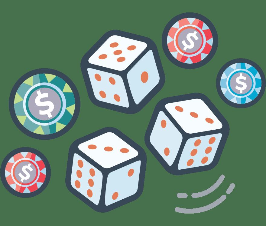 45 parimat Online Casinot, mille mängude hulgas on 2021. aastal Sic Bo