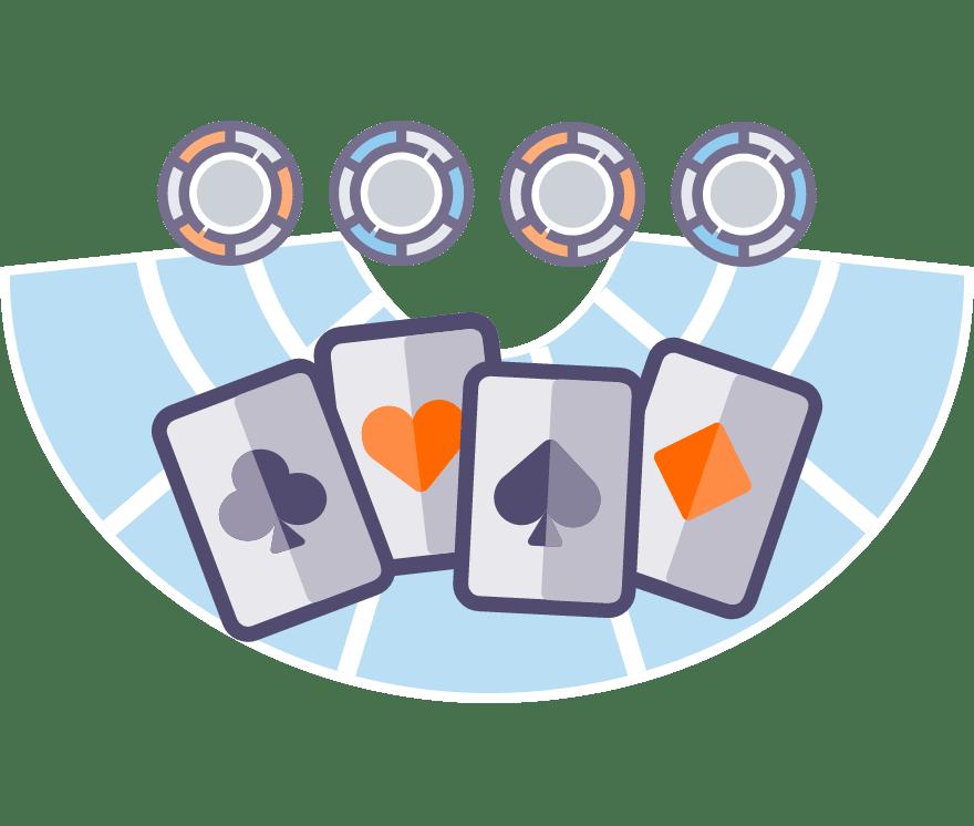 89 parimat Online Casinot, mille mängude hulgas on 2021. aastal Bakaraa