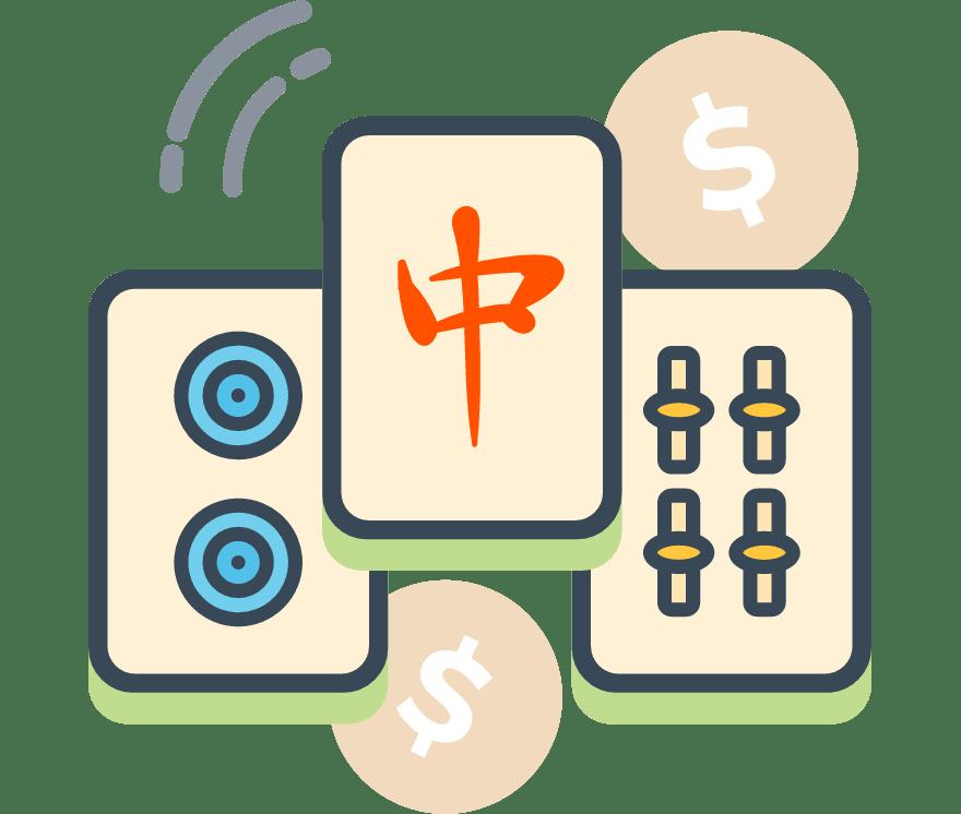 14 parimat Online Casinot, mille mängude hulgas on 2021. aastal Mahjong