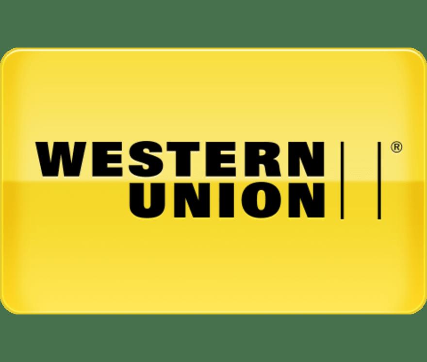 Top 2 Western Union Online Casinos 2021 -Low Fee Deposits