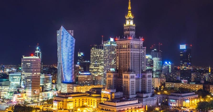 Poola veebikasiinod: Interneti-hasartmängud Poolas